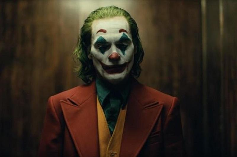 Joker. Image courtesy of Warner Bros Pictures. .