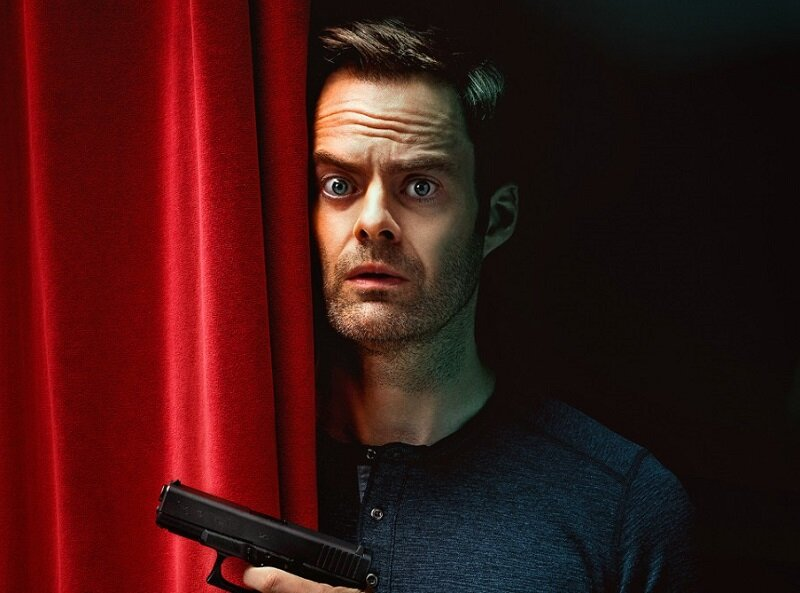 Bill Hader in Barry. Image courtesy of HBO.