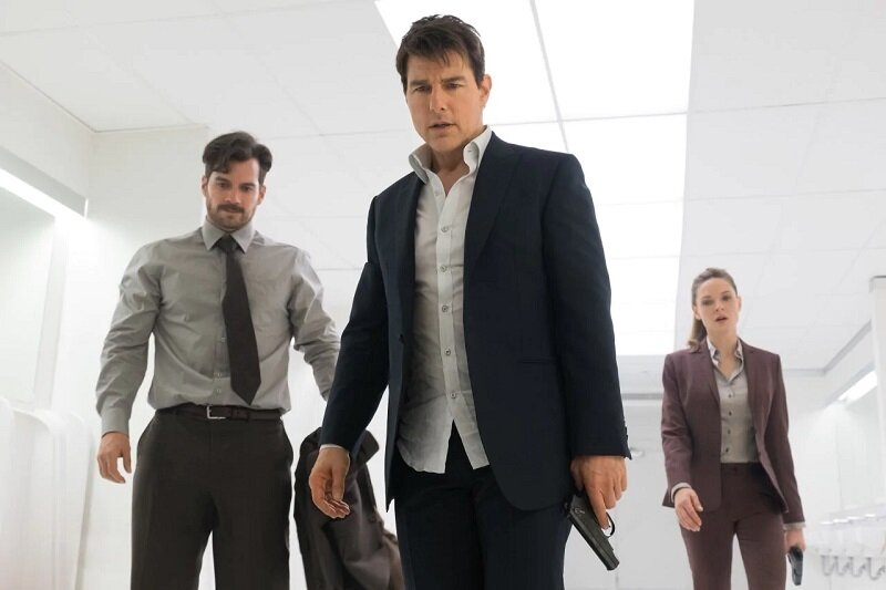 Mission Impossible: Fallout. Image courtesy of Paramount Pictures.