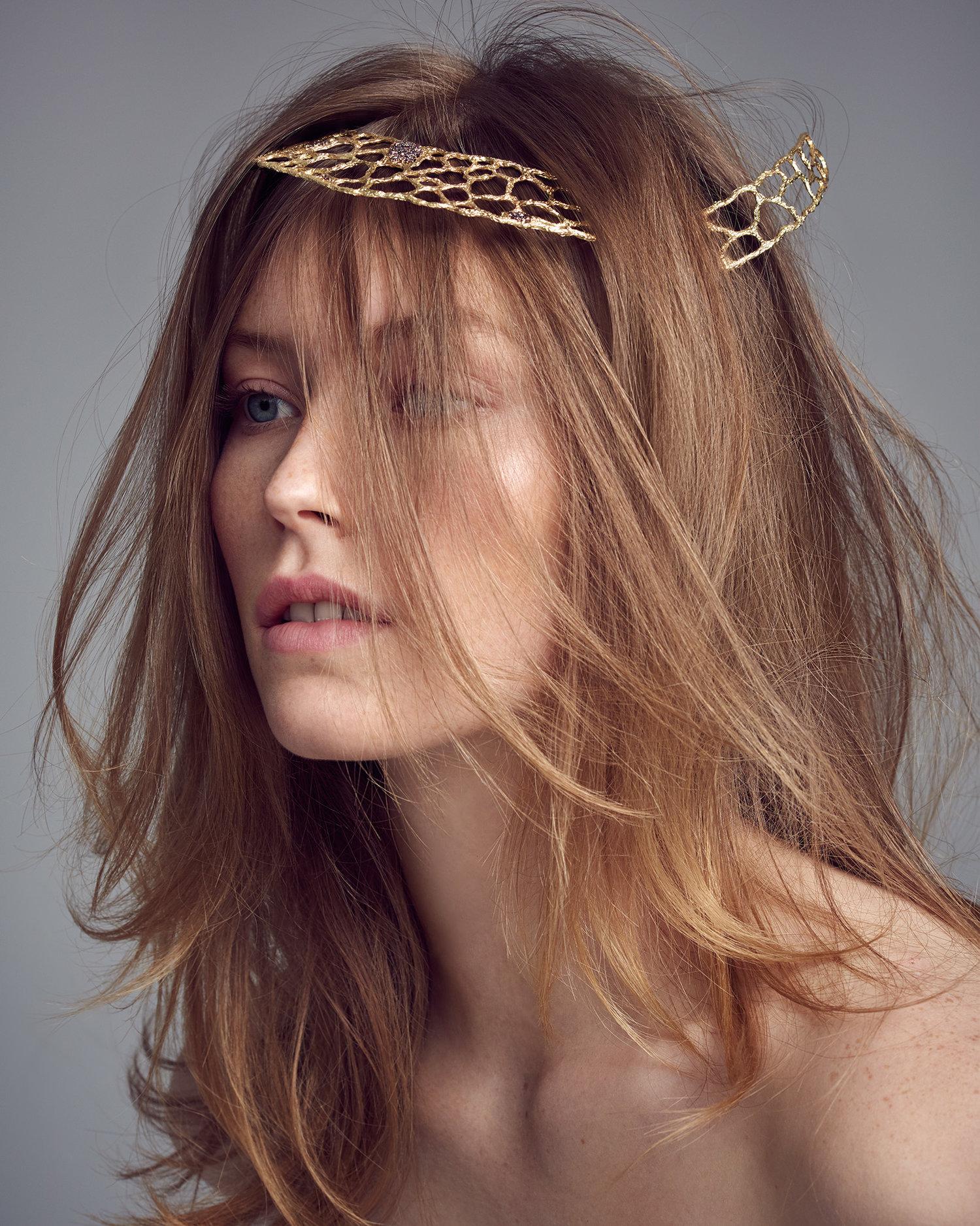 Harpers Bazaar Beauty Andreas Ortner Studio