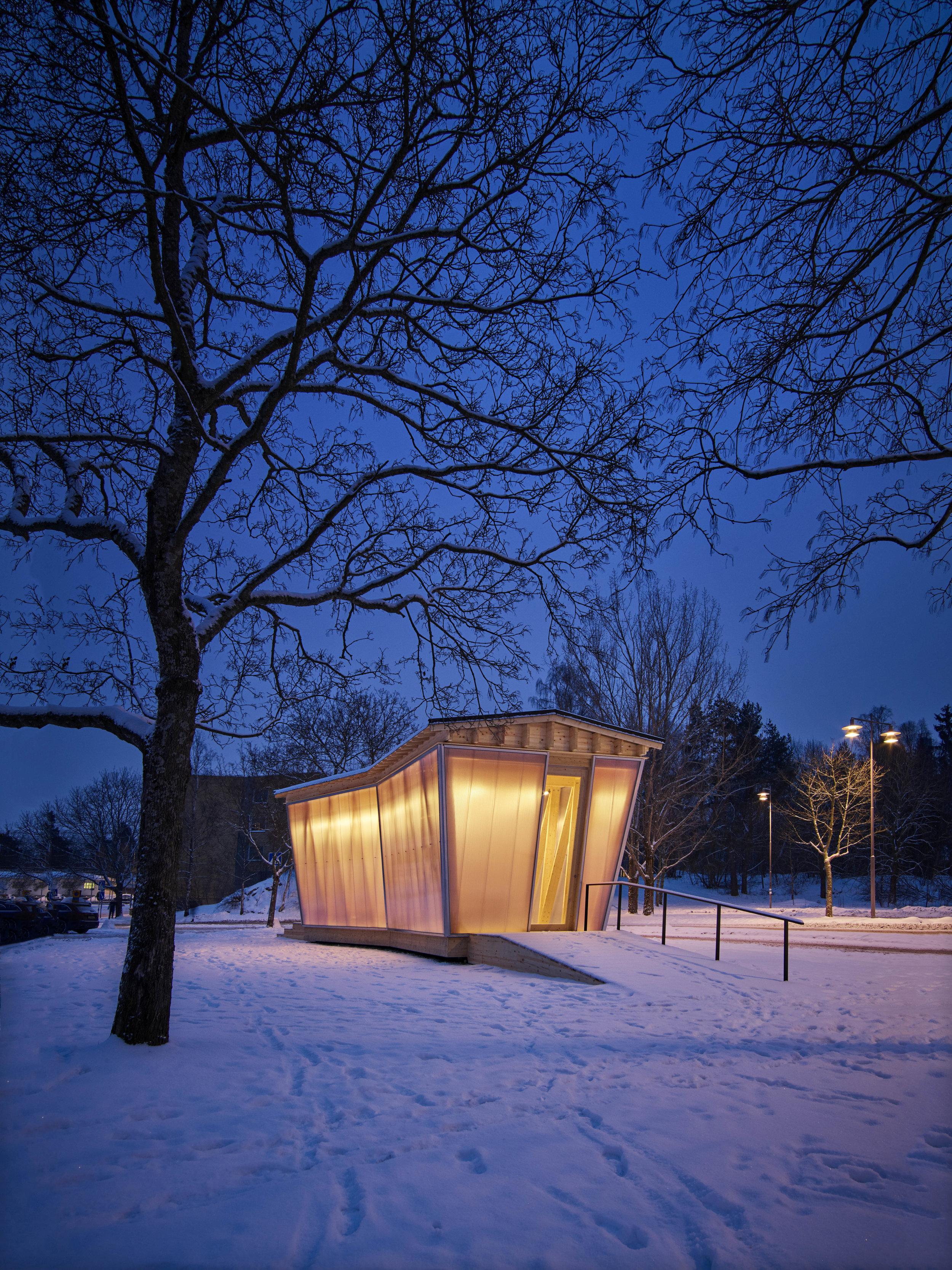 Architecture — Björn Lofterud