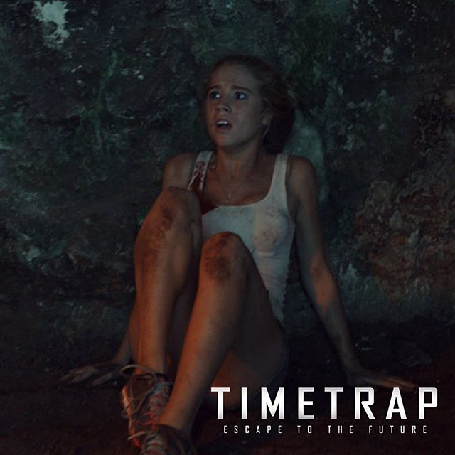 """I shouldn't have brought you here."" #TimeTrapMovie #movies #film #indie #scifi #time #trap"