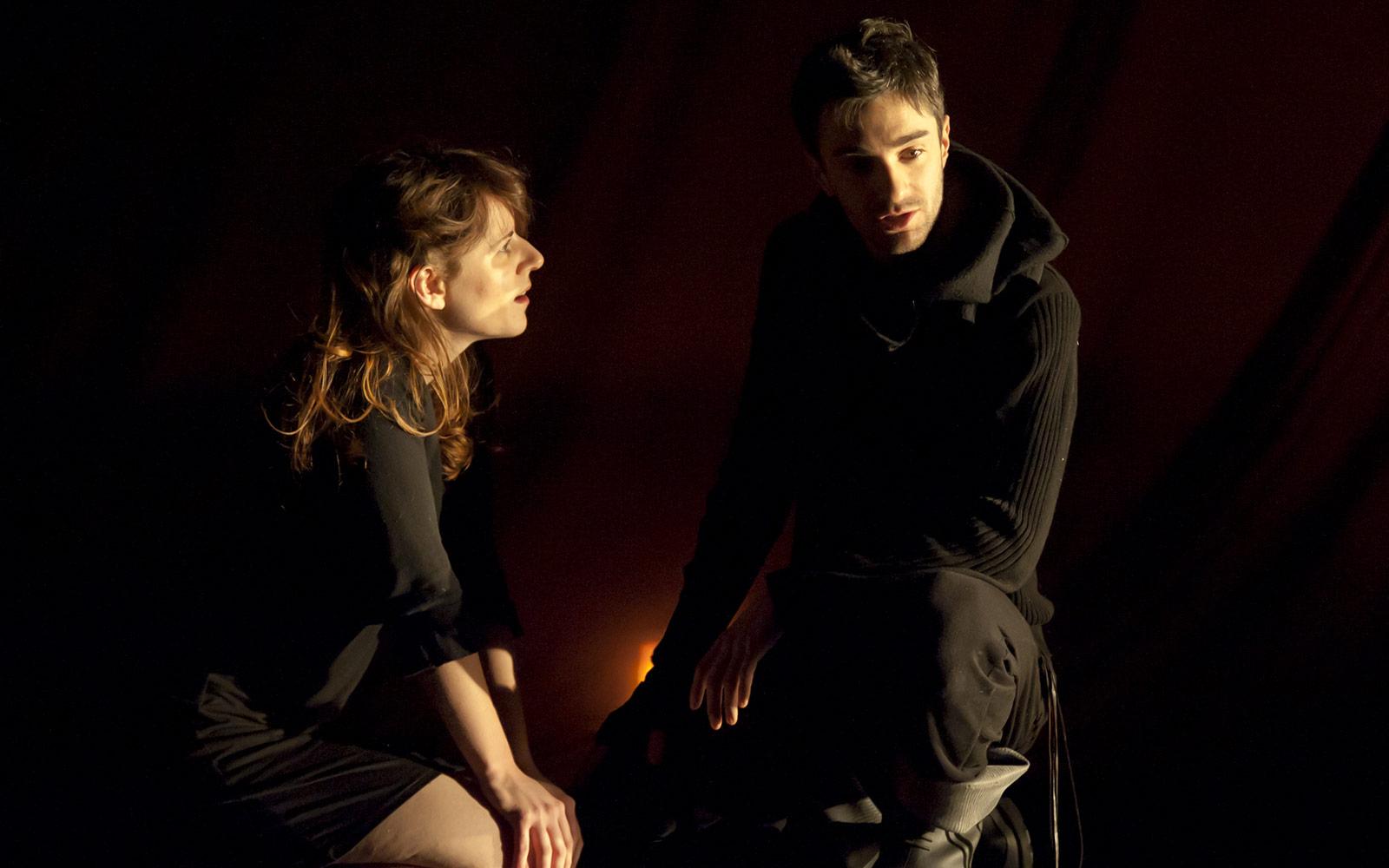"""""""OTELLO"""" W. Shakespeare Regia: R. Bellandi, G. Amato"""