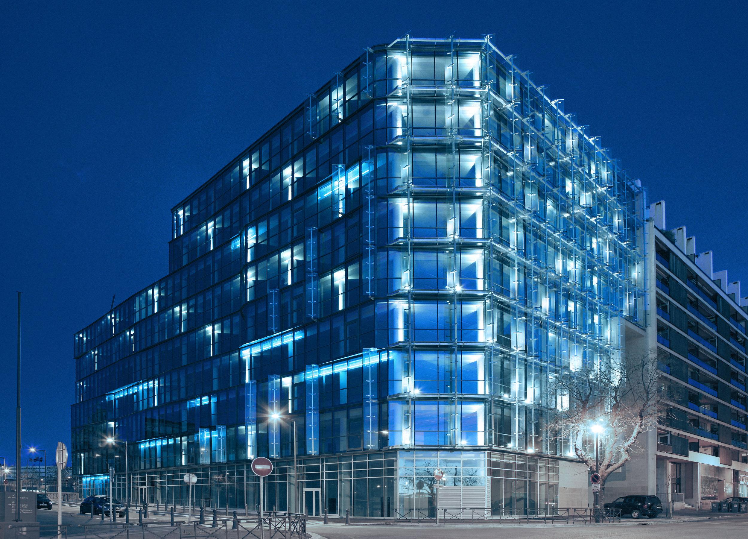 M Square, Marseille 3° arr. Region PACA, Bouches du Rhone, France, Architecte : Atelier 9