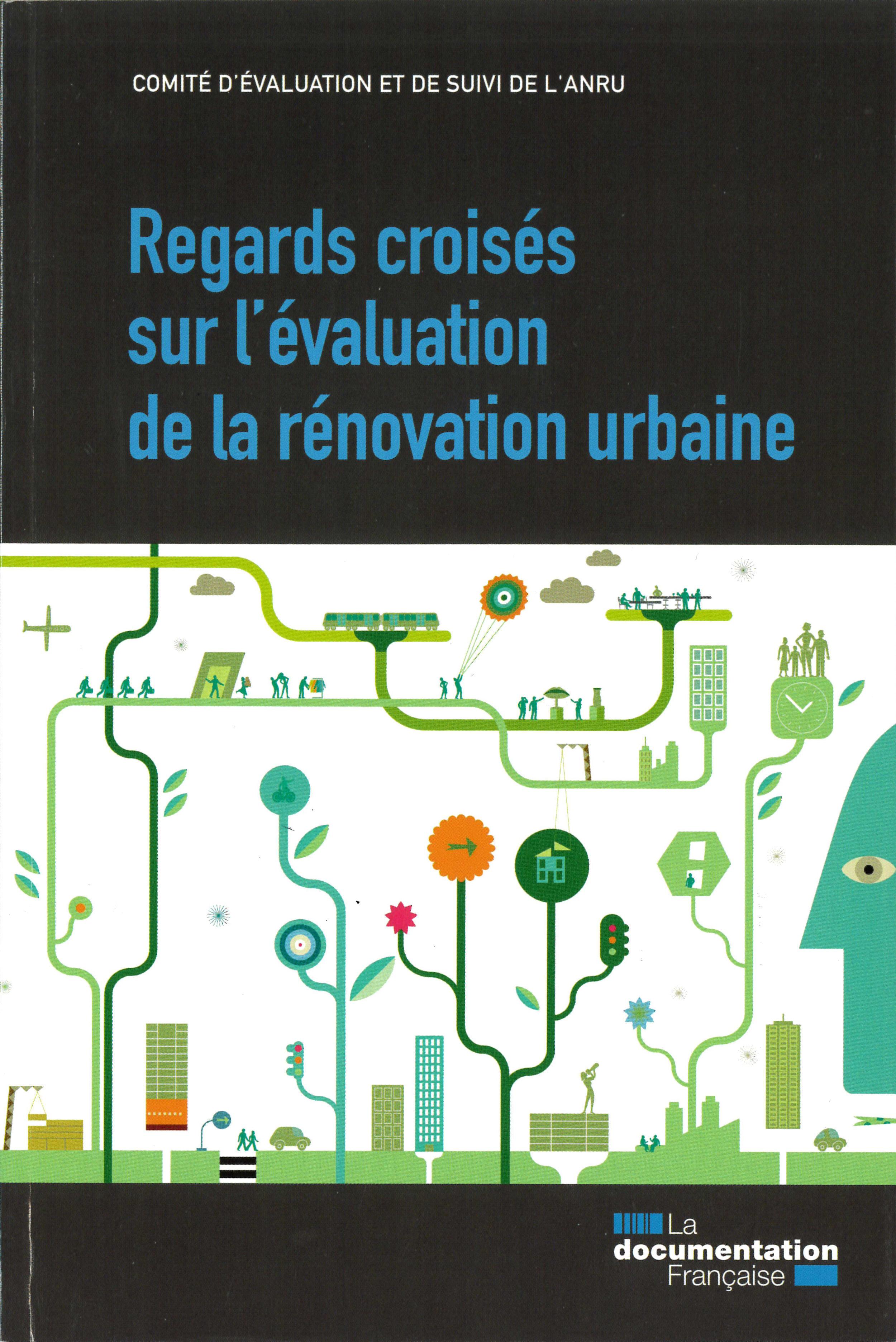 La doc Française - Regards croisés évaluation rénavation urbaine_cover 1