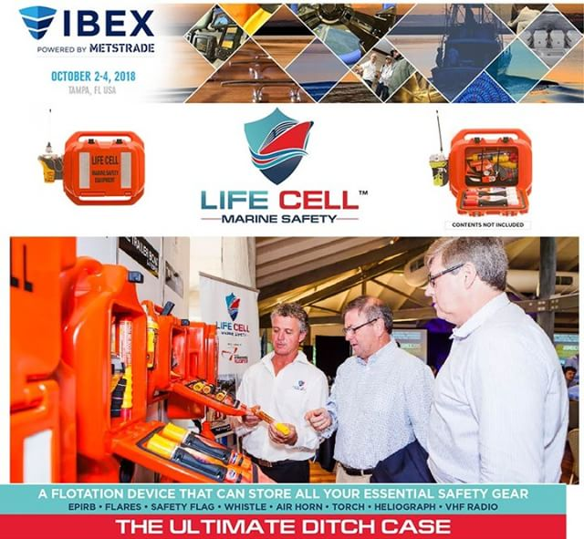 Life Cell would like to invite you to visit us at the IBEX Show 2018. We are located in Booth number 122, in the upper level. Come say hello to Scott, the founder of Life Cell and hear the story behind it all! See you there. #IBEXShow2018