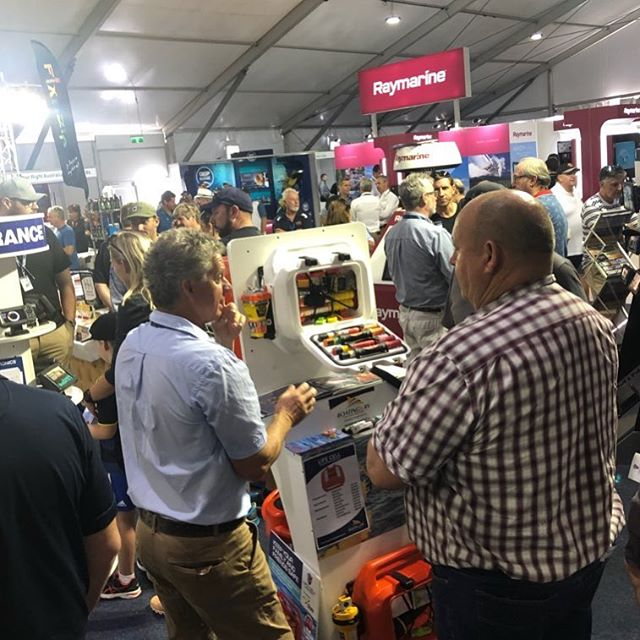 The 2019 #sanctuarycoveboatshow has been declared by the organisers as the best in the events 31-year history, reporting huge crowds and multi-million dollar sales. If you missed out The #melbourneboatshow is on at the Melbourne Convention and Exhibition Centre 13-16 June 2019