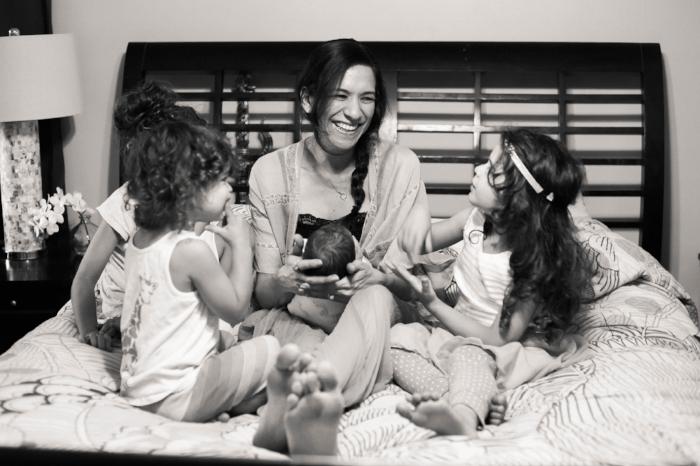 family-postpartum-children