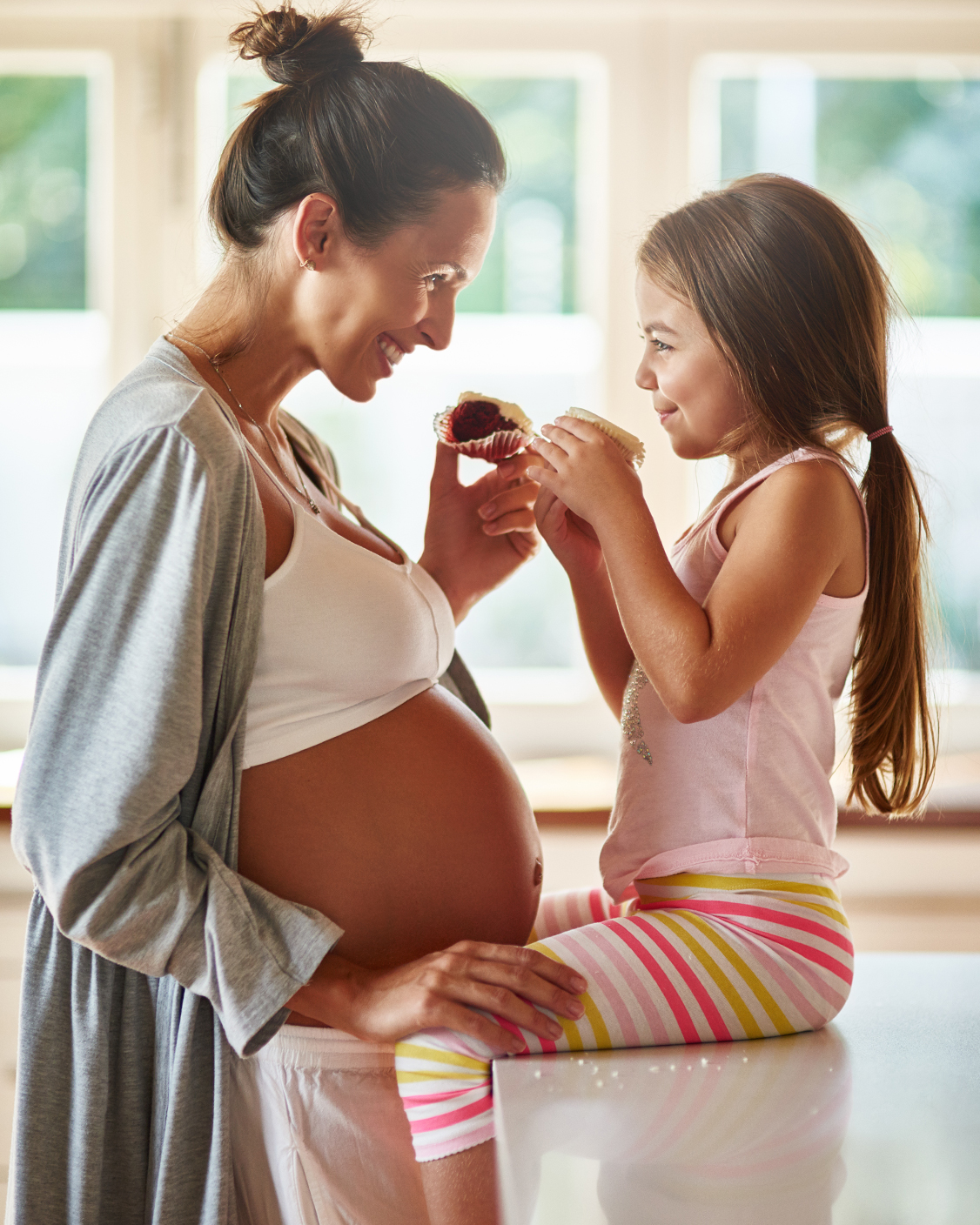 5 Healthy Habits Every Mom Desires For Her Kids (That She Needs, Too) -