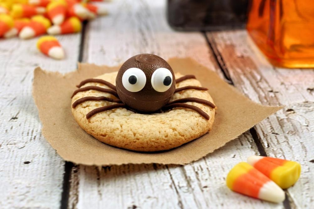 halloween-spider-cookies