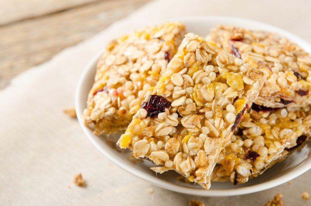 Homemade Rice Crispy Treats Recipe With Puffed Rice Cereal
