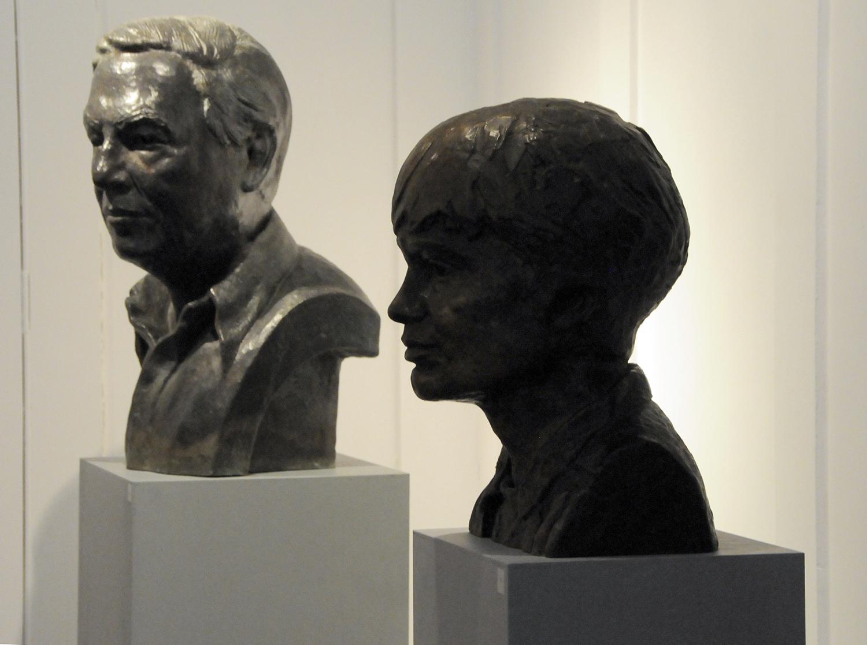 Head to head, 11 Spitalfields, 2012