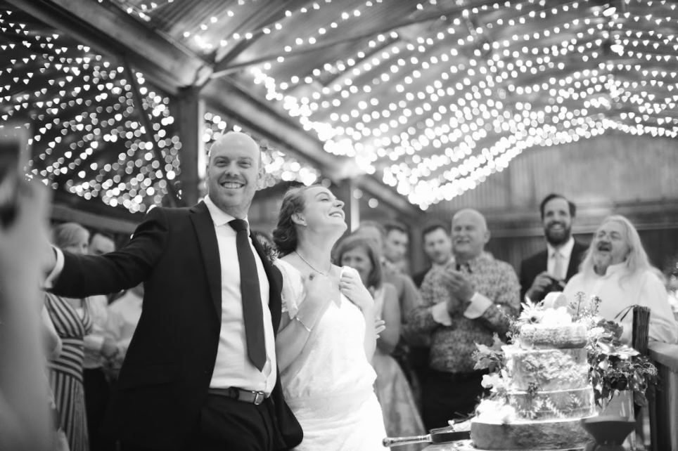 Did you catch last week's friday bride, Erin? - Our cool bride walked down the aisle in an Iconic Collection dress