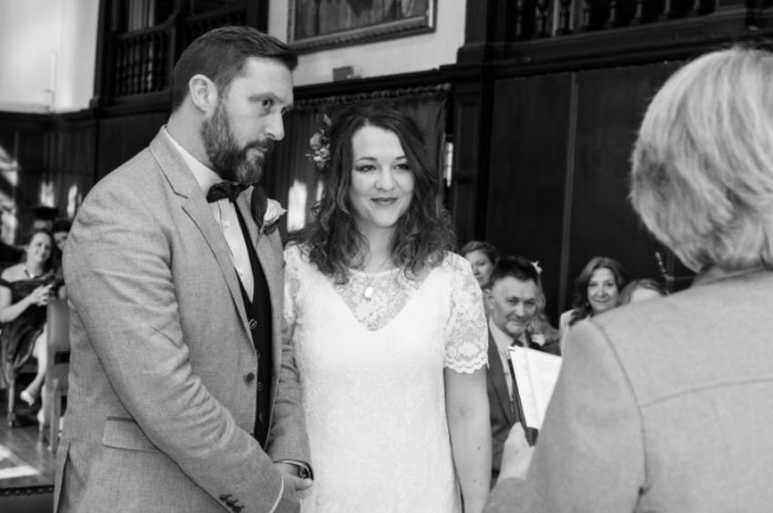 Ellie & Matt Friday Bride Charlie Brear