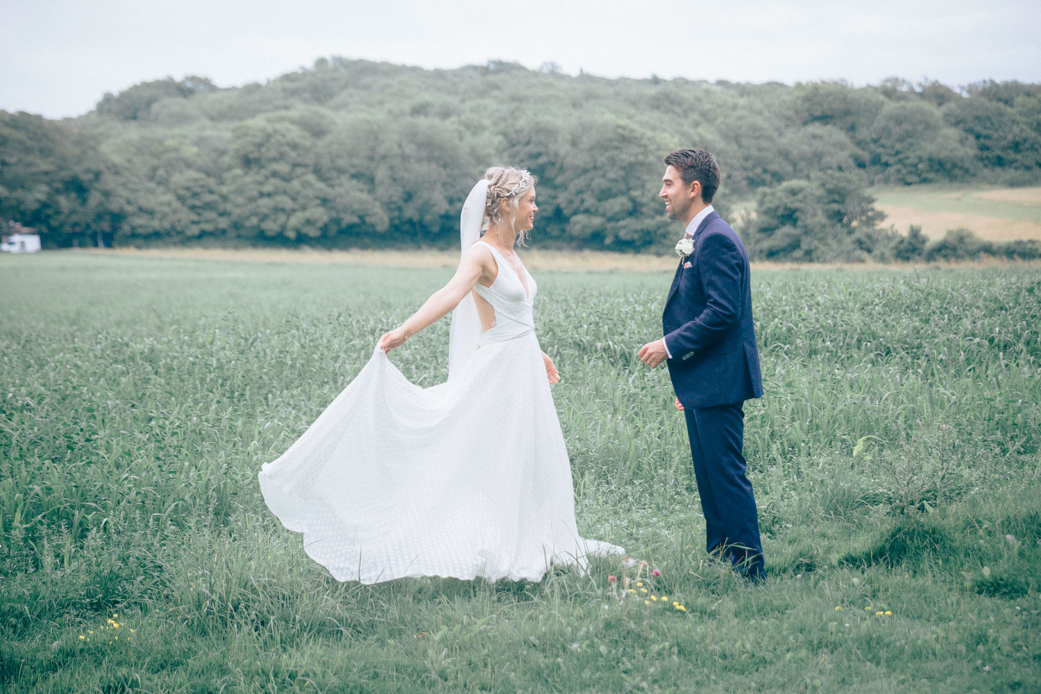 Did you catch last week's friday bride, Josie? - Our cool bride walked down the aisle in an Mainline Collection dress
