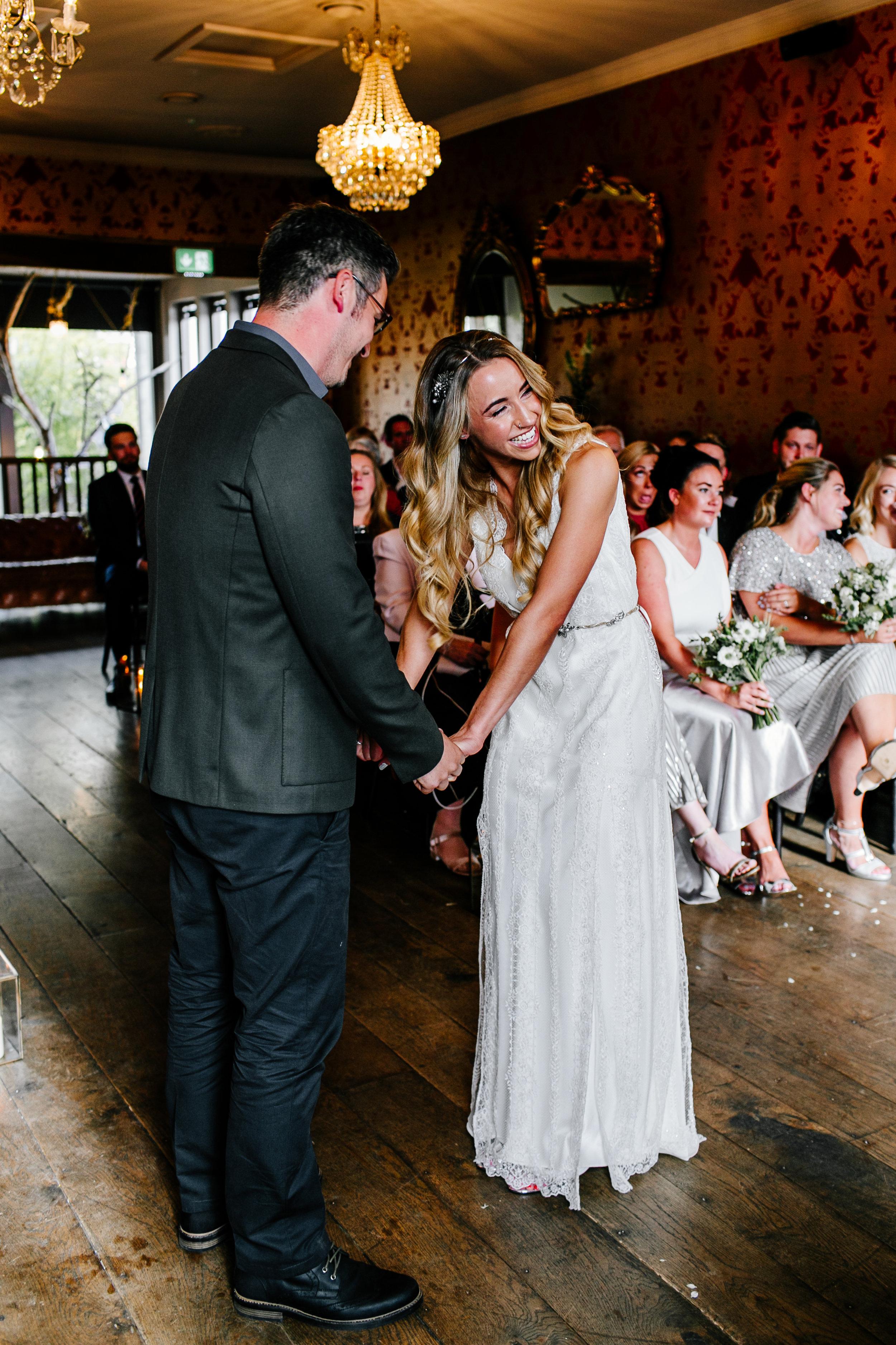 Charlie Brear Friday Bride