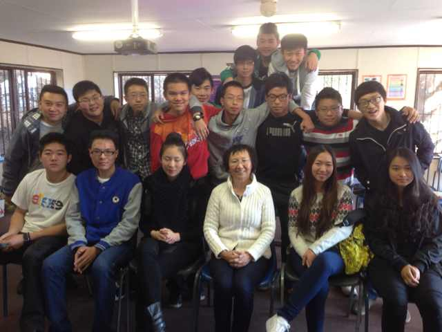 My Grade 11 Students