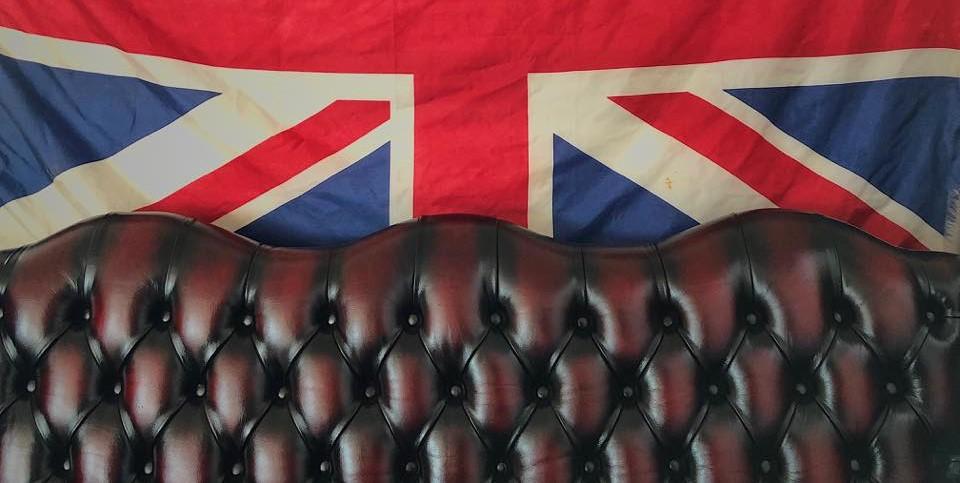 100% Made in England - Emporio Chesterfield Importa da oltre 10 anni esclusivamente dall'Inghilterra.