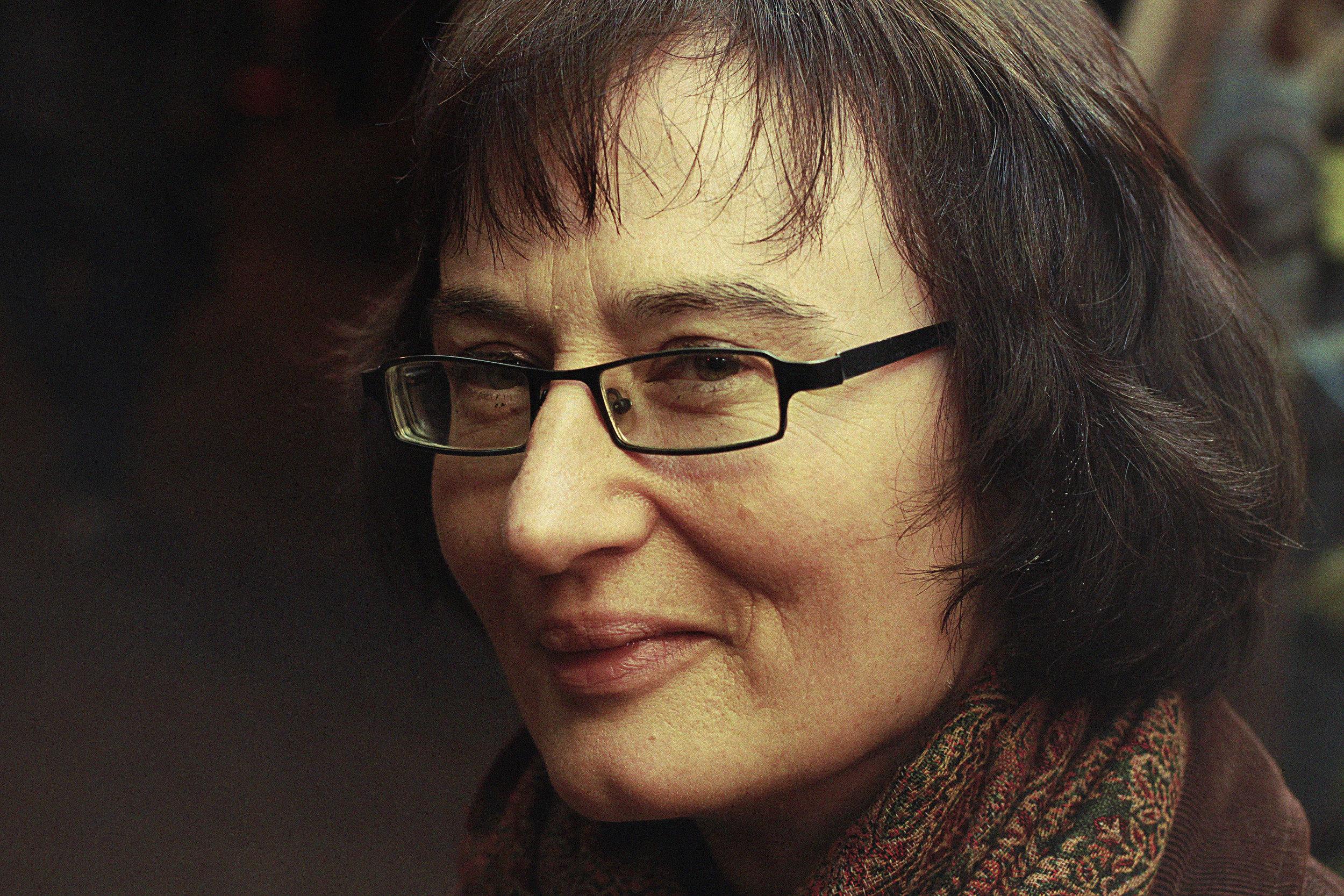 Fiona Sampson, photography by Ekaterina Voskresenskaya