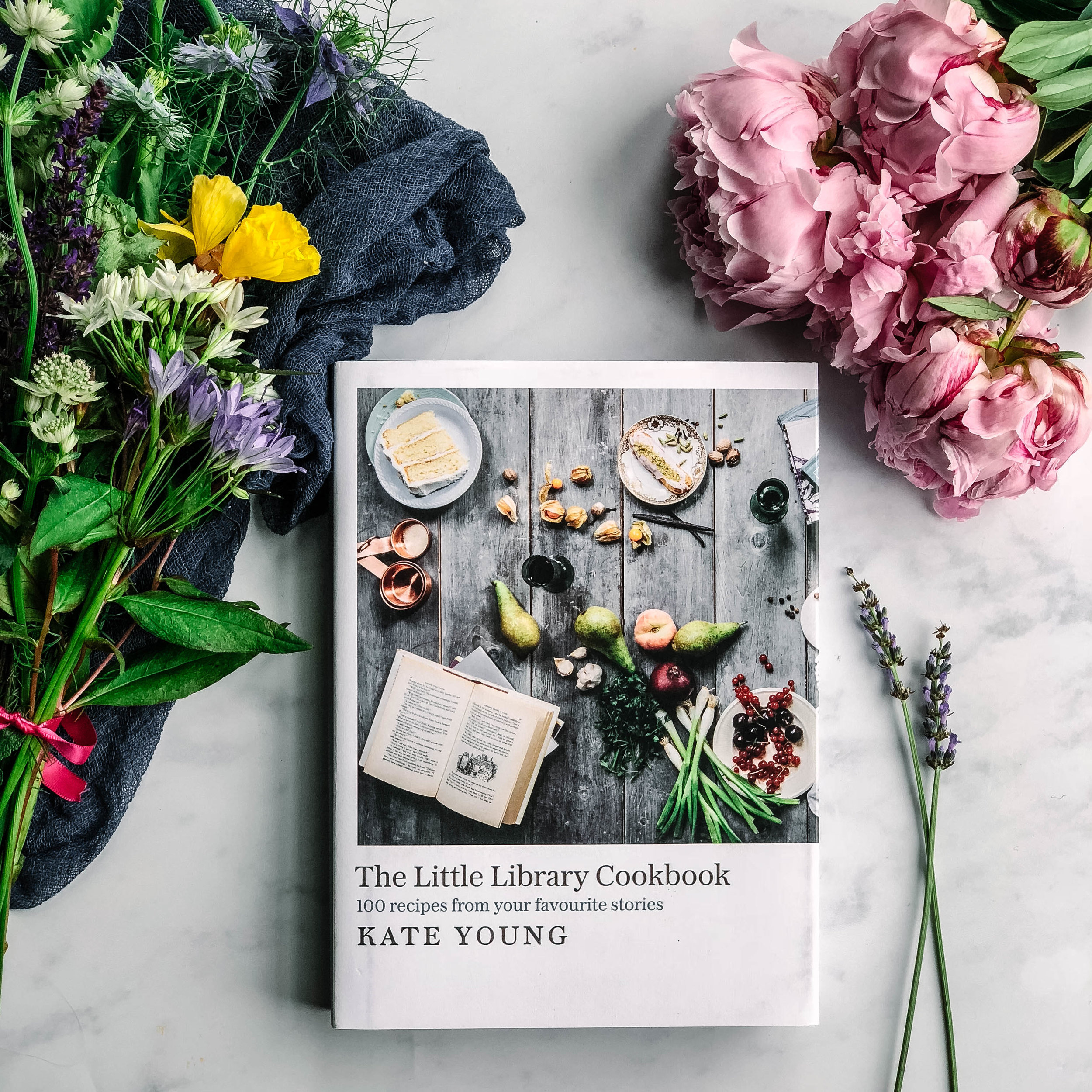 The Little Library Cookbook  by Kate Young