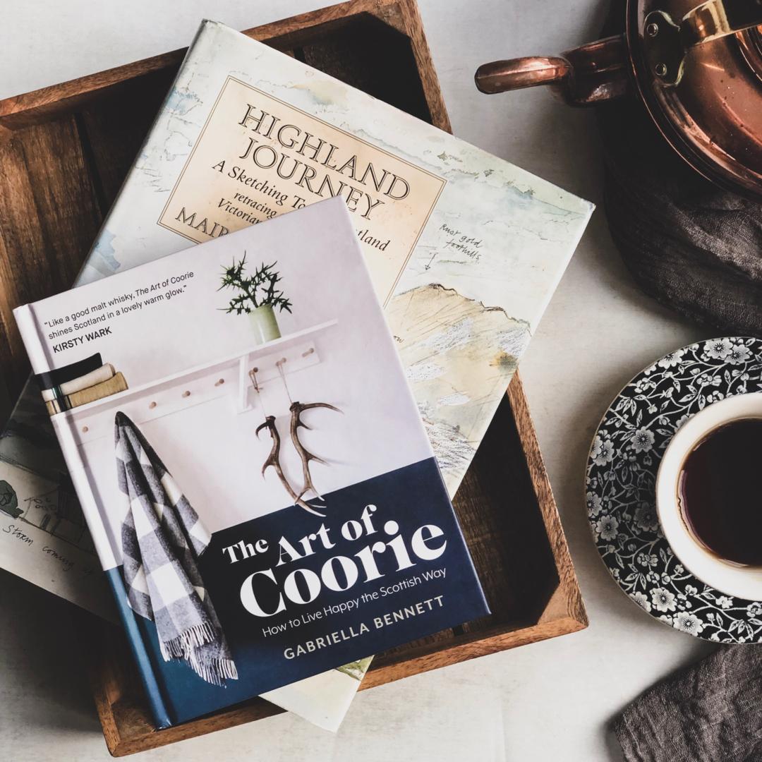 The Art of Coorie  by Gabriella Bennett