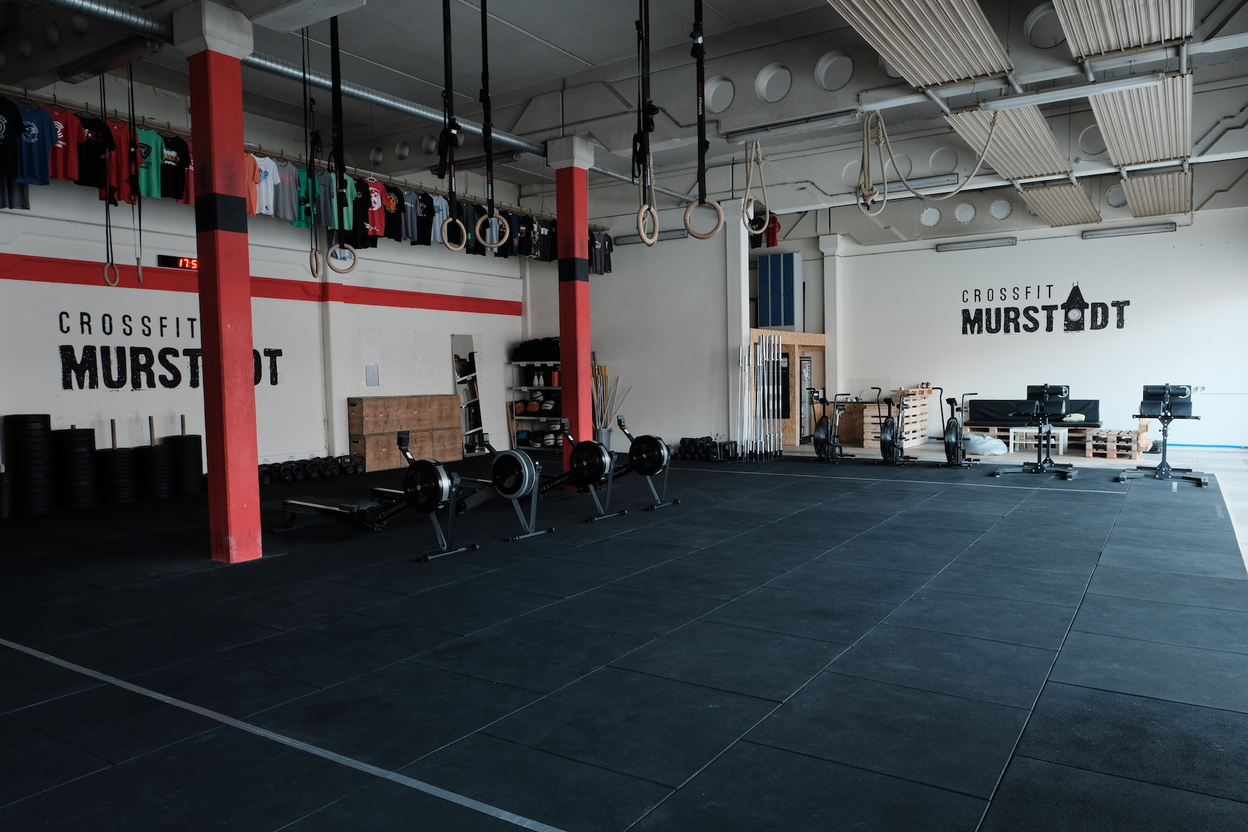 My most favorite playground - Crossfit Murstadt