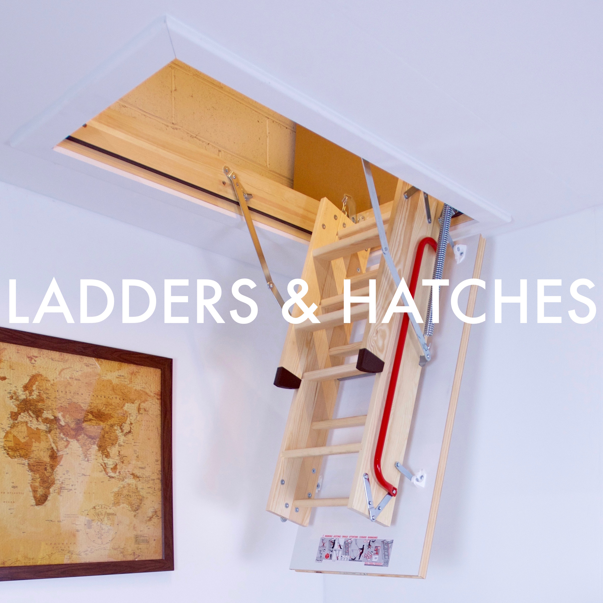 ladders & Hatches