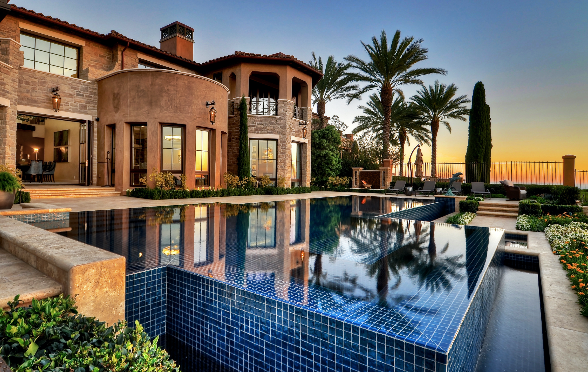 Landscape construction business in Newport Beach and San Clemente, CA