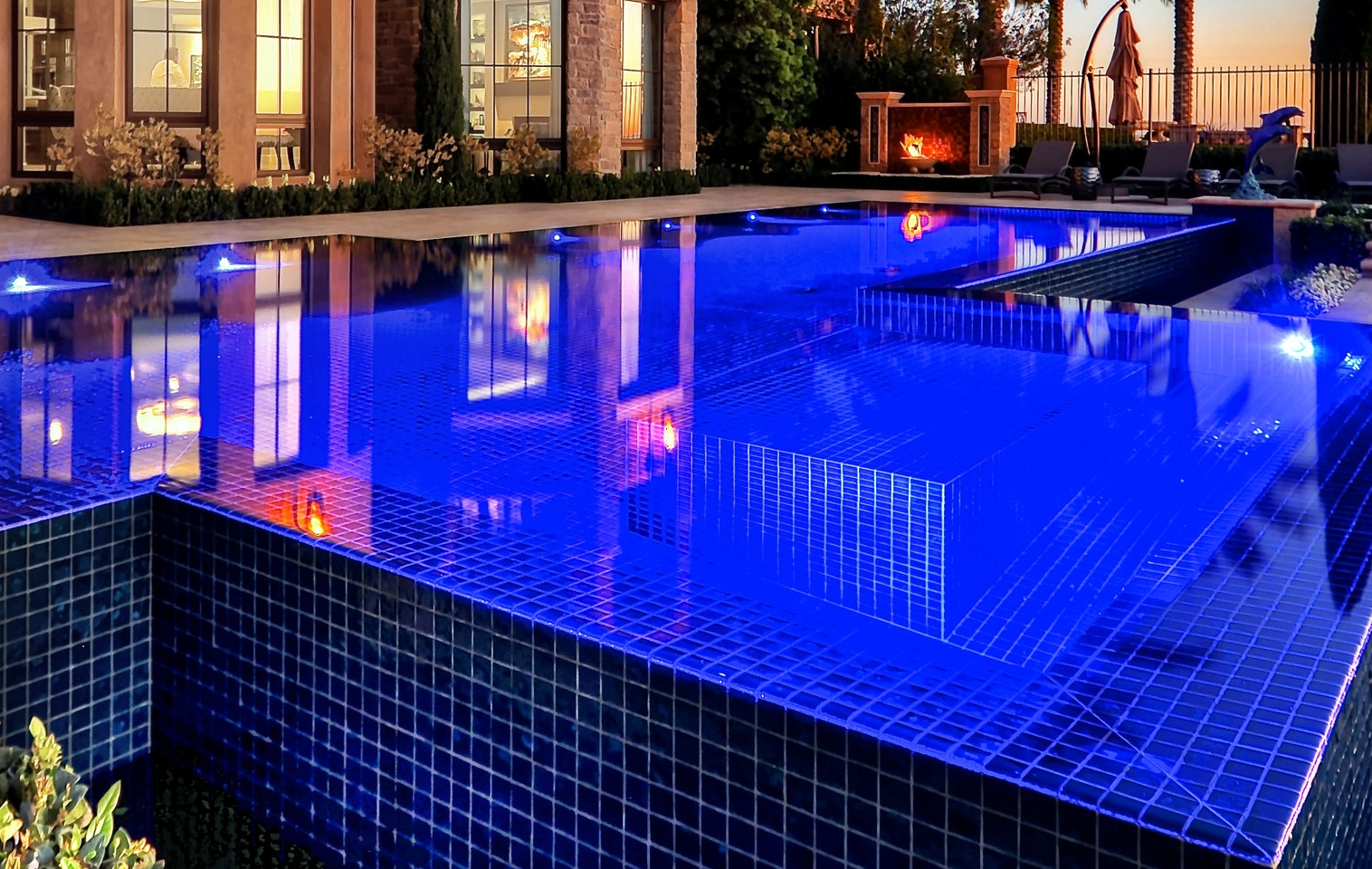 swimming pool construction in california