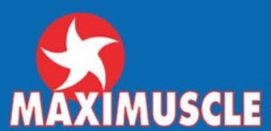 Maximuscle logo to 2004