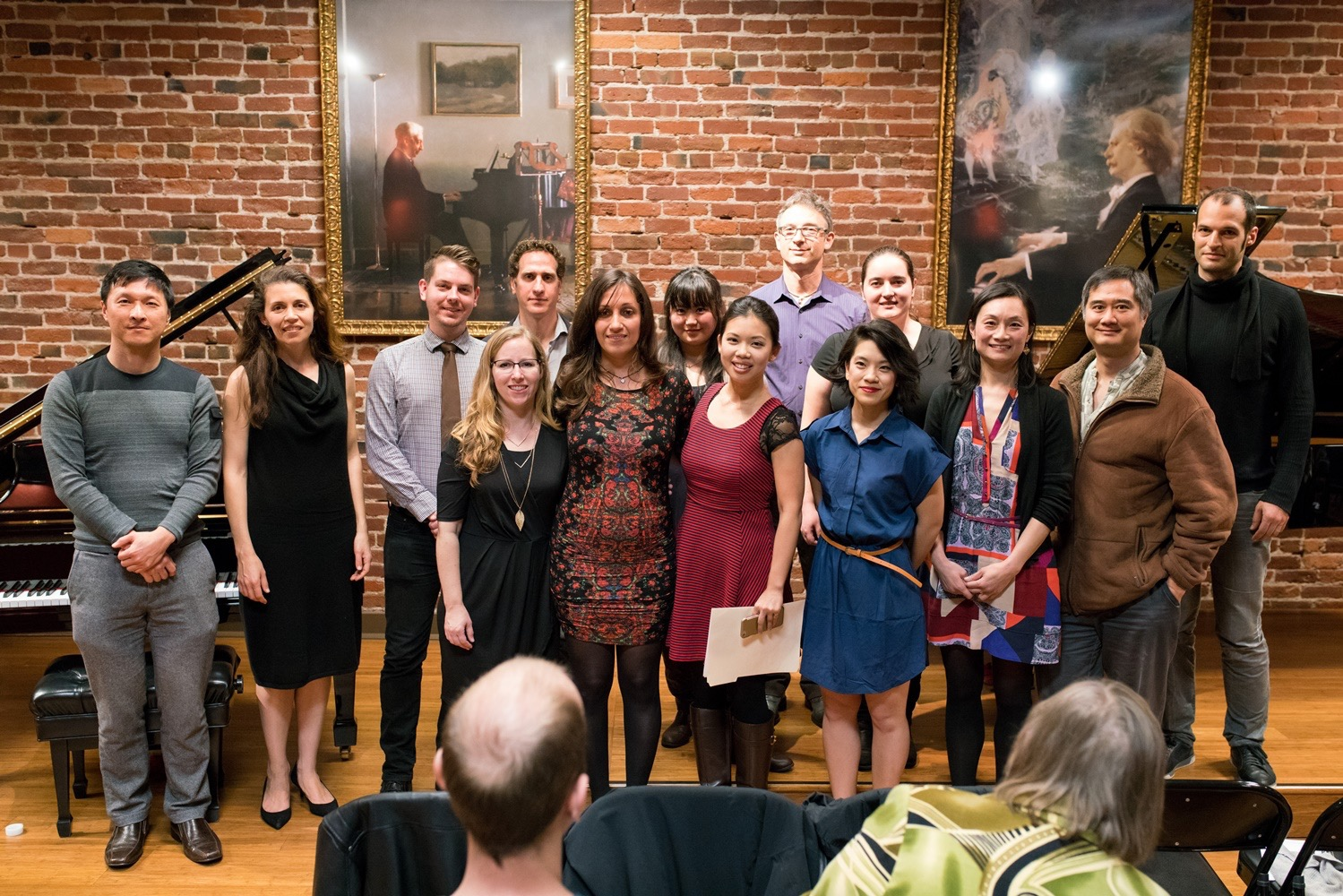 Bay Area Amateur Pianists