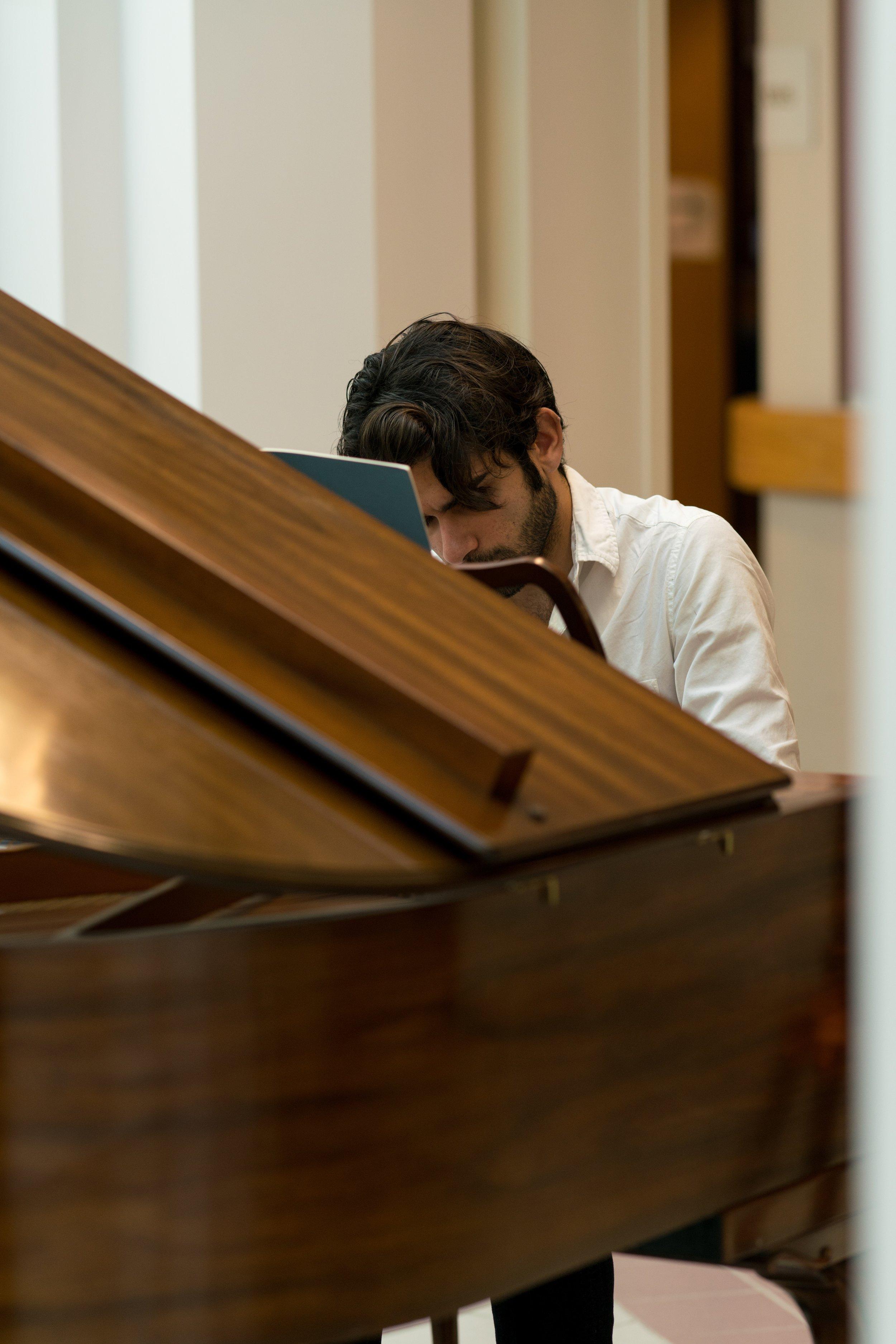 SF Jewish Home Piano