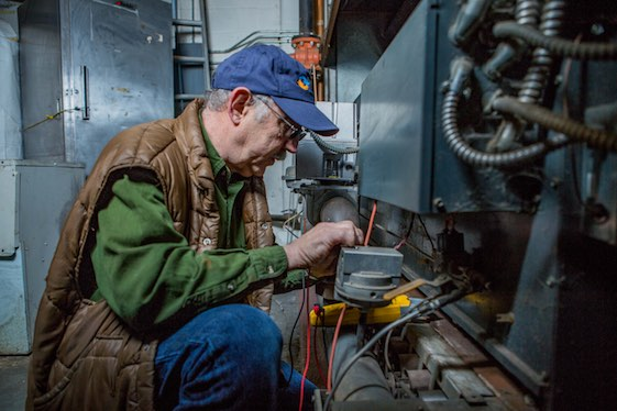 Environmental Control System Installation and Servicing