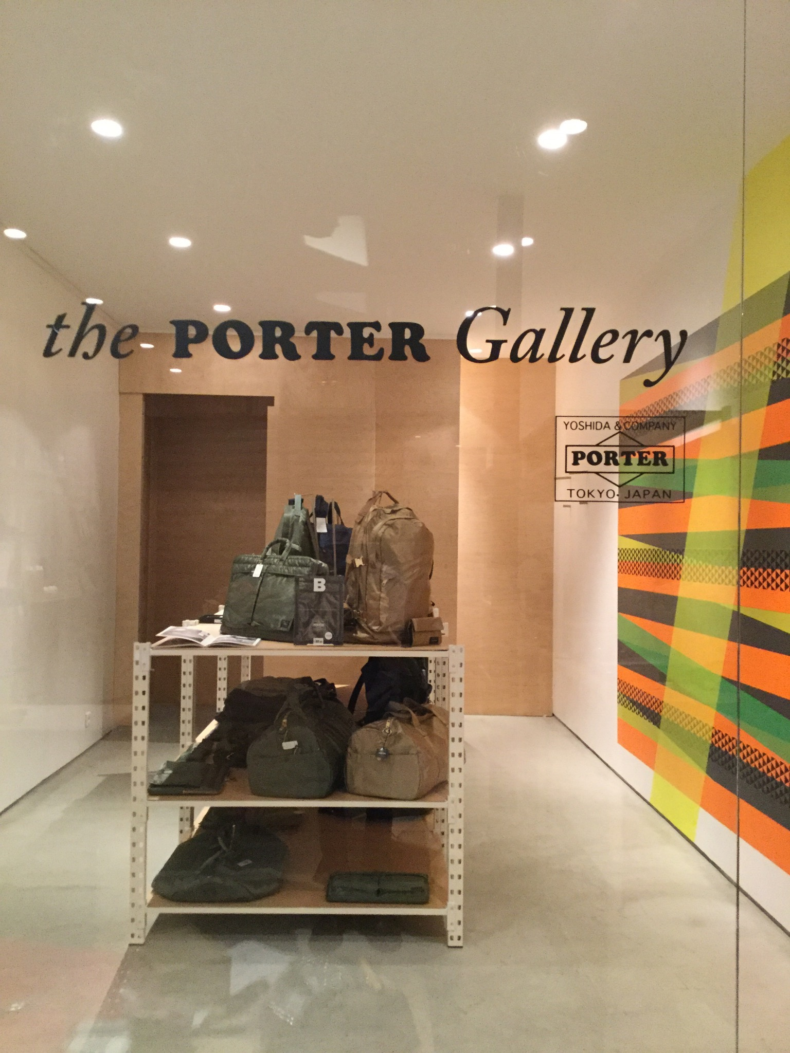 Porter Yoshida Bag and Fashion Accessories