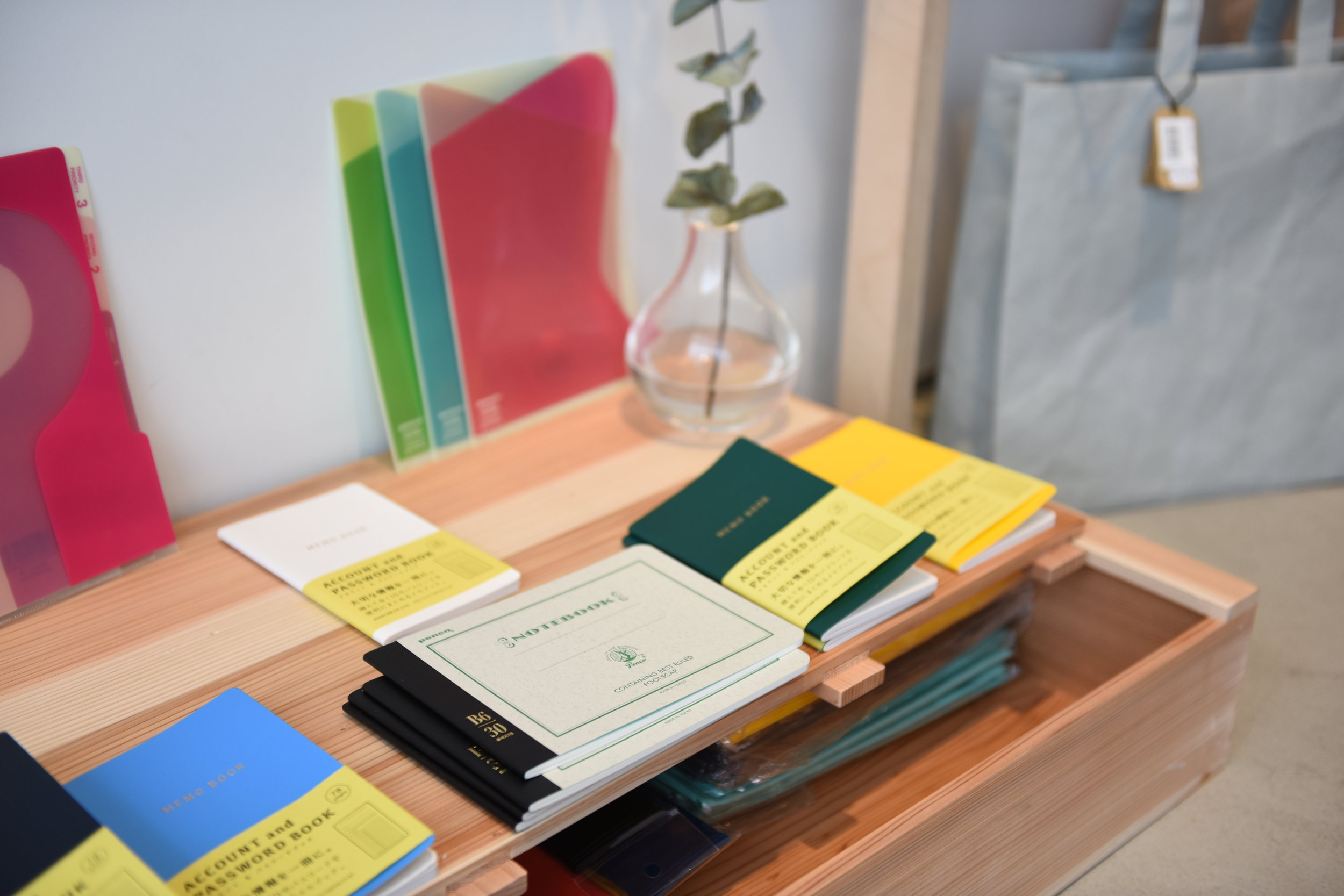 Hightide Notebook and Office Desk Accessories