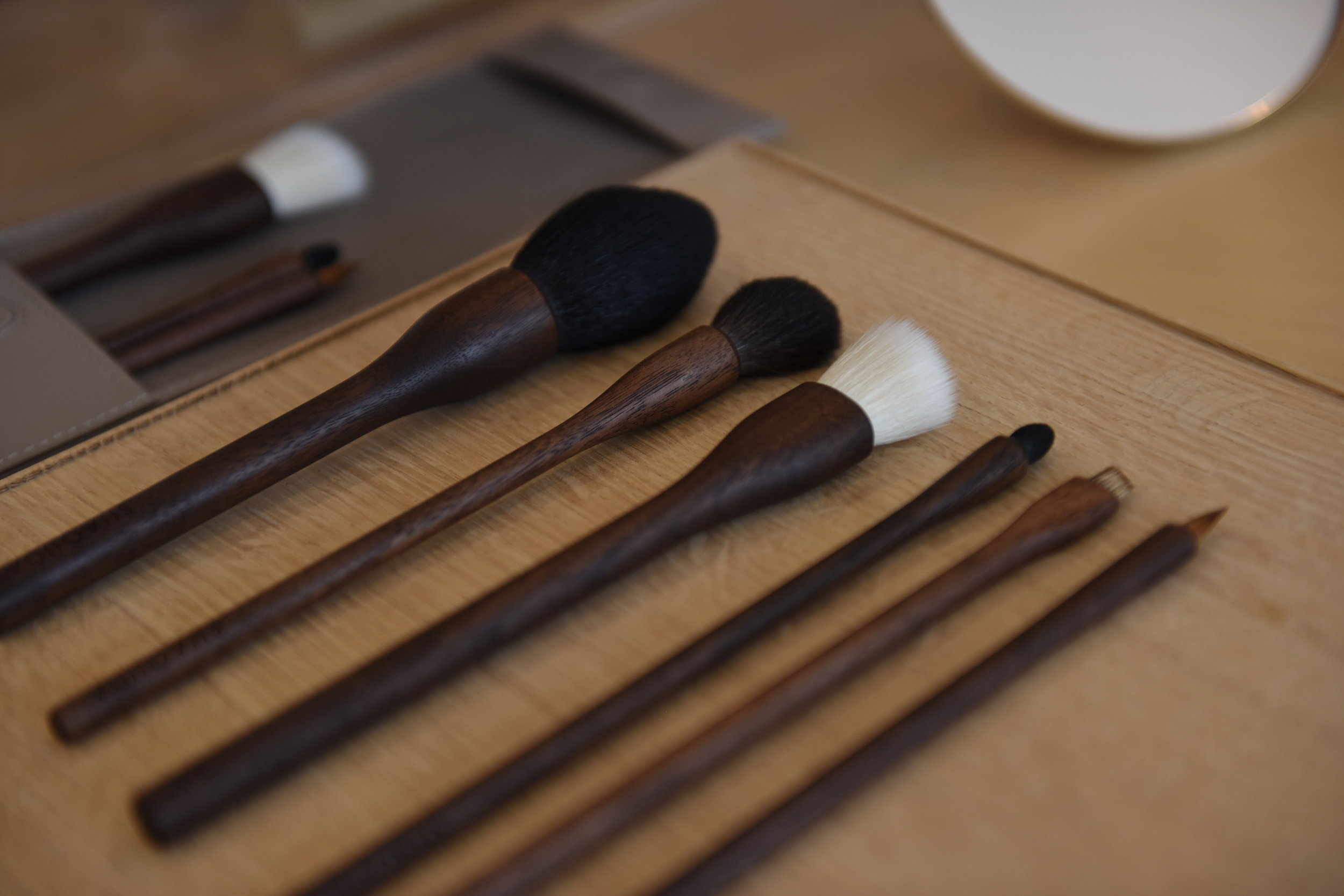 Ubu Make-up brushes