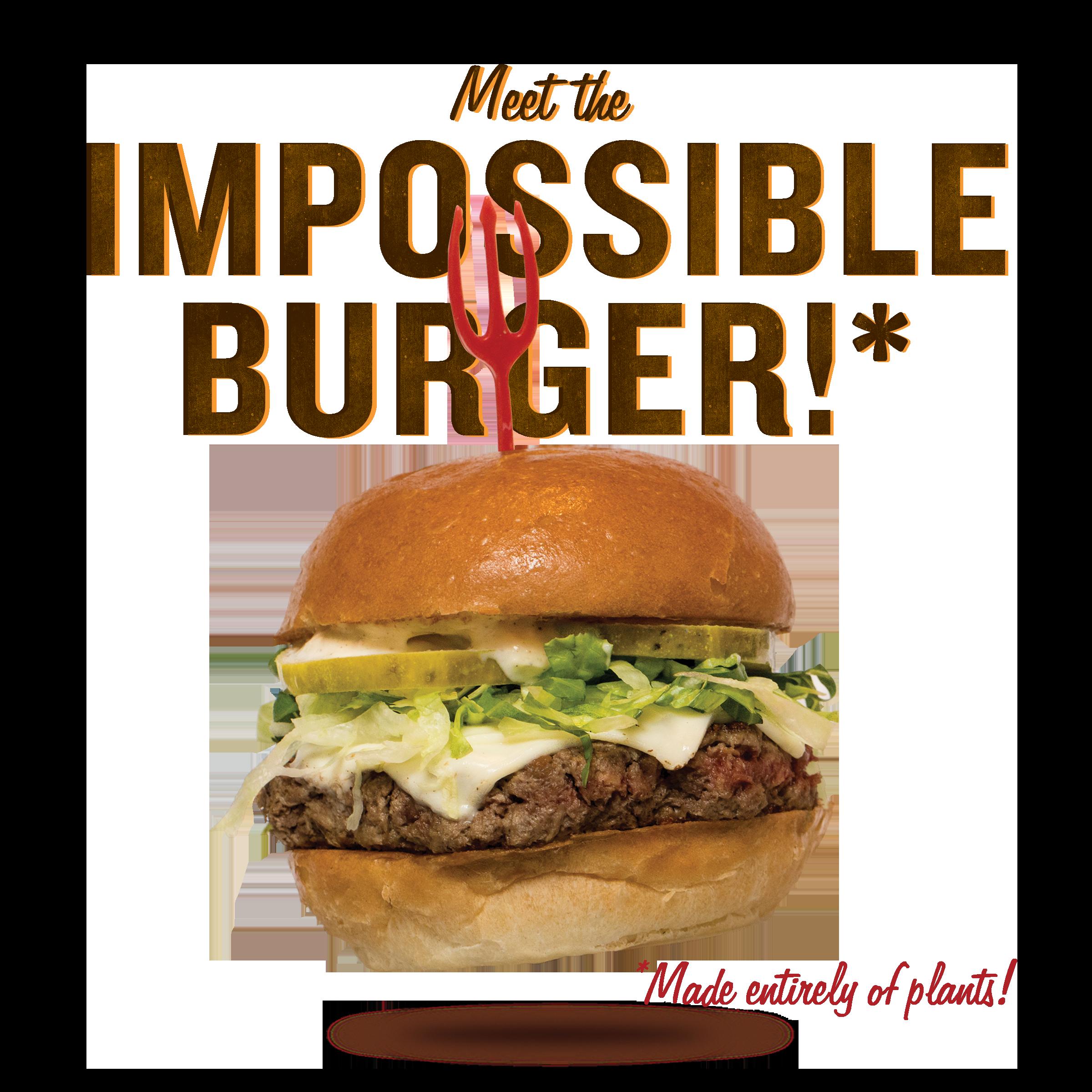 The Impossible Burger Burgatory