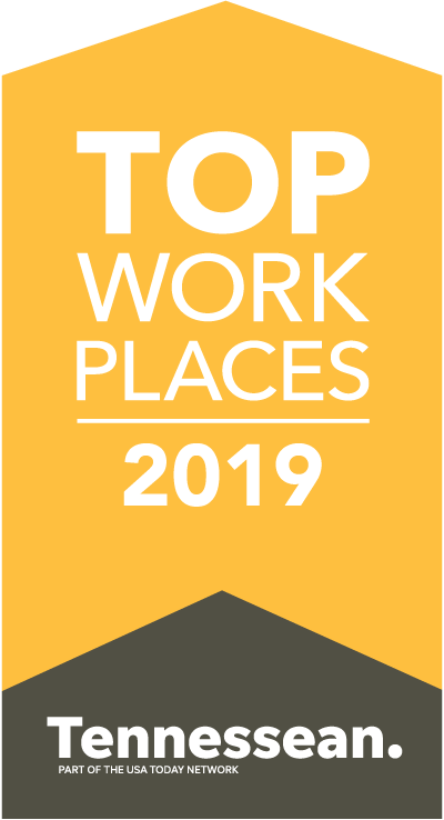 Top Workplace in the small business category in 2019.