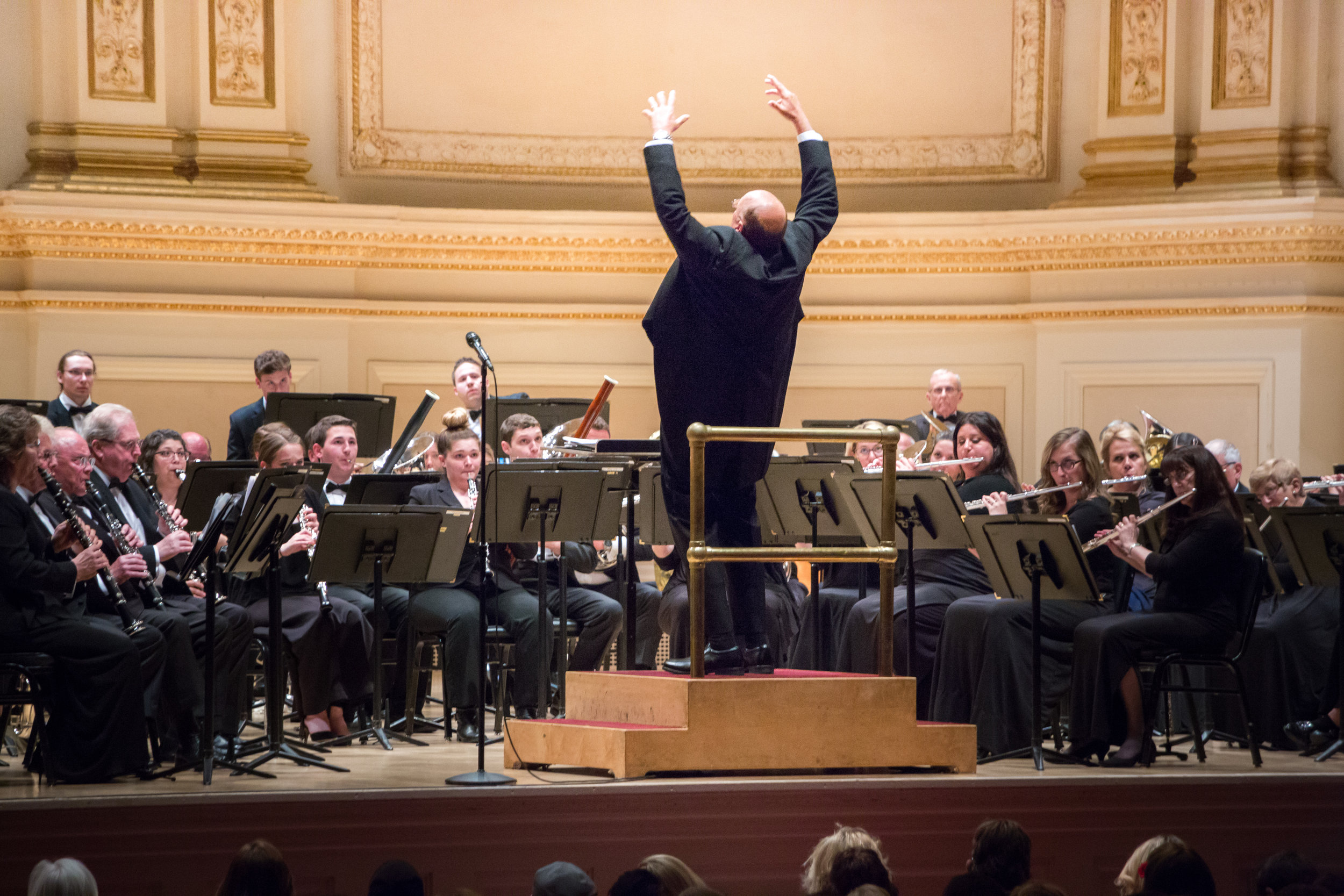 2017 Greater Shore Concert Band Carnegie Hall