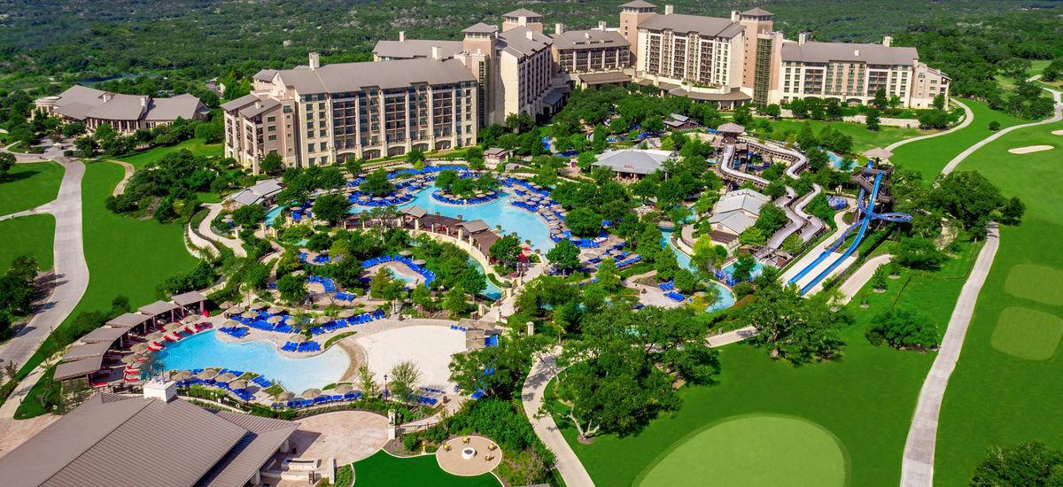 JW Marriott Hill Country - San Antonio, Texas