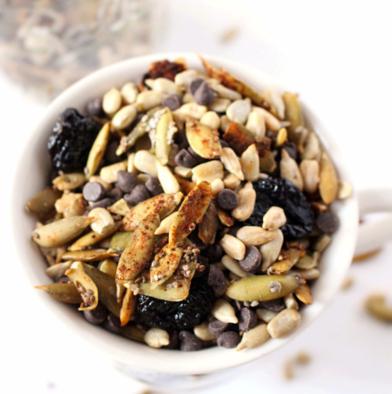 5-ingredient Nut Free Trail Mix