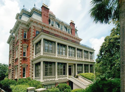 Charleston City Guide Wentworth Mansion
