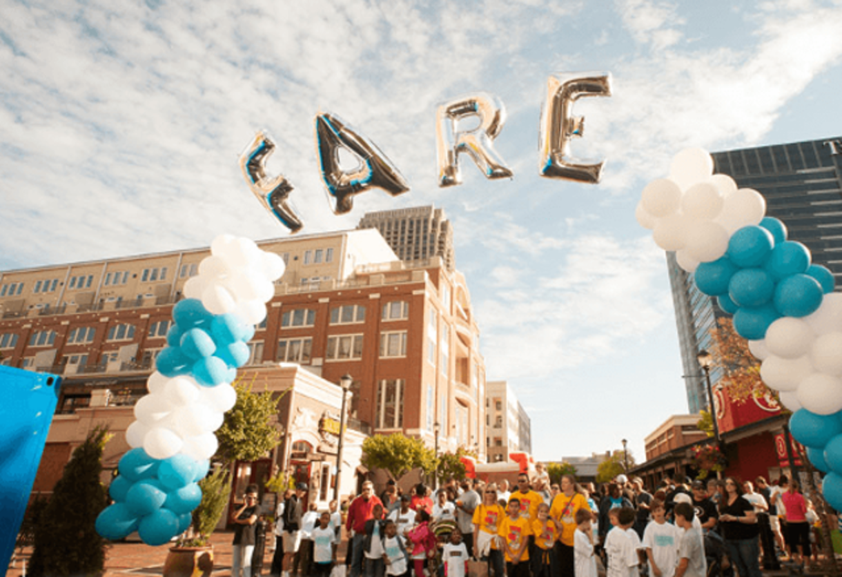 FARE Walk Chicago: Find your people