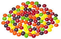 Halloween Milk Free Candy Guide List