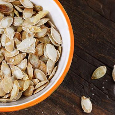 Toasted Pumpkin Seeds Recipe