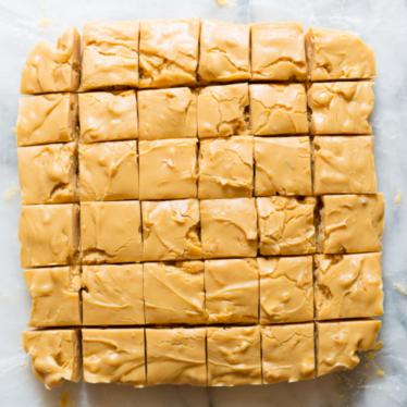 Quick Caramel Fudge Recipe