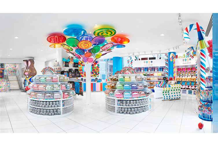 City Guide - New York City Dylan's Candy Bar Food Allergy Options