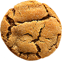 Holiday Cookies: Chewy Ginger Molasses Cookies