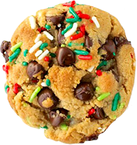 Holiday Cookies: Chewy Christmas Sprinkle