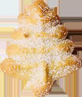 Holiday Cookies: Vegan Danish Butter